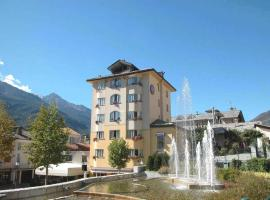 Bijou, hotel Saint Vincentben