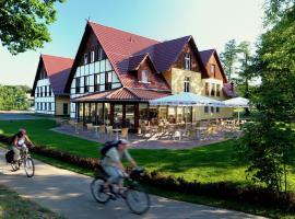Kur und Wellnesshaus Spreebalance, The Originals Relais (Relais du Silence), boutique hotel in Burg