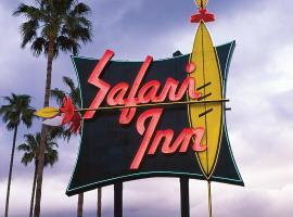 Safari Inn, a Coast Hotel, hotel near Hollywood Burbank Airport - BUR, Burbank