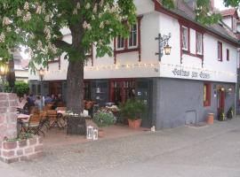 Gasthaus zum Ochsen, hotel in Mannheim