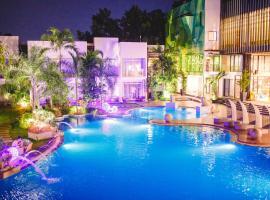 Aziza Paradise Hotel, отель в Пуэрто-Принсеса
