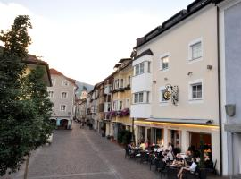 Cityhotel Tallero, hotell i Brixen