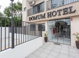 Domum Hotel, hotel em Pindamonhangaba