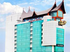 Balairung Hotel Jakarta, hotel near Jatinegara Train Station, Jakarta