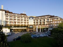 Hotel Ajda - Terme 3000 - Sava Hotels & Resorts, hotel in Moravske-Toplice