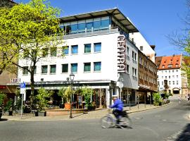 Hotel Central, hotel near Knight's Castle, Nürnberg