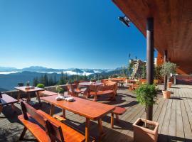 Sonnenalm Kampenwand, Hotel in der Nähe von: Hochplattenbahn, Aschau im Chiemgau