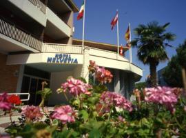 Hotel Helvetia, hotel in Grado