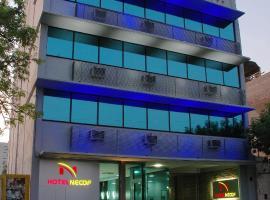 Hotel Necof, hotel en Rosario