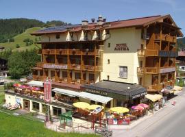 Hotel Austria, Hotel in Niederau