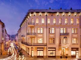 Roset Hotel & Residence, отель в Братиславе