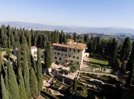 Art Hotel Villa Agape, hotel a Firenze