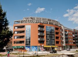 Hotel Elit, hotel in Sandanski