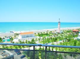 Rock Hotel First Line, apartment in Batumi