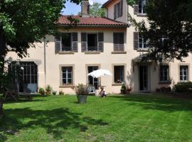 Le Jardin de Beauvoir, B&B in Lyon