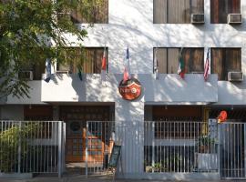 Hotel Nippon, hotel en Santiago