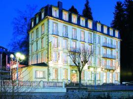 Le Parc Des Fees Hôtel Retaurant & Spa, hôtel à La Bourboule