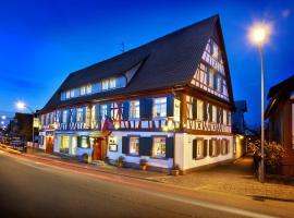Grafs Adler, Hotel in Offenburg