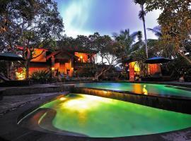 De Munut Balinese Resort, hotel in Ubud
