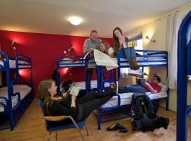 THE 4YOU Hostel & Hotel Munich, hostel in Munich