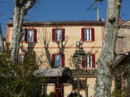 Auberge de Correns, hotel near Barbaroux Golf Course, Correns