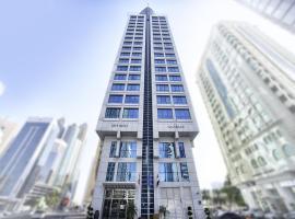 TRYP by Wyndham Abu Dhabi City Center, отель в Абу-Даби