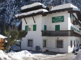Verda Val, отель в Кампителло-ди-Фасса
