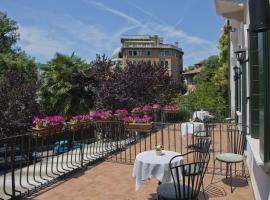 Hotel Villa Edera, hotell i Venedig-Lido