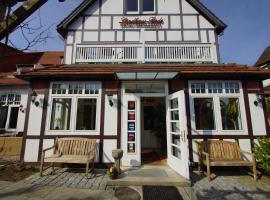 Landhaus Bode, hotel in Travemünde