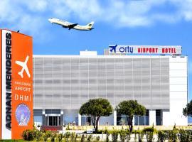 Orty Airport Hotel, отель в Измире