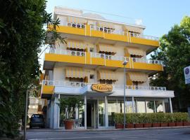 Hotel Massimo, hotel near Indiana Golf, Riccione