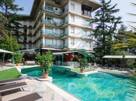 Grand Hotel Panoramic, hotel a Montecatini Terme