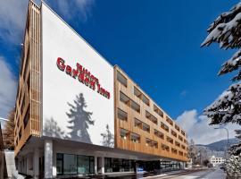 Hilton Garden Inn Davos, hôtel à Davos