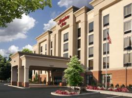 Hampton Inn Springfield South Enfield, hotel near Bradley International Airport - BDL, Enfield