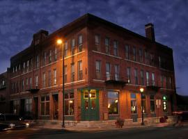 Water Street Inn, boutique hotel in Stillwater