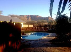BuellsPort Naukluft Lodge & Farm, farm stay in Naukluft Mountains
