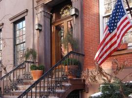 Colonial House Inn, bed and breakfast en Nueva York