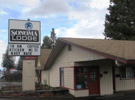Sonoma Lodge, motel in Bend