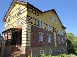 Streletsky Guest House, hotel in Kaliningrad