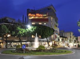 Hotel Pasha, hotel v Lignanu Sabbiadoru