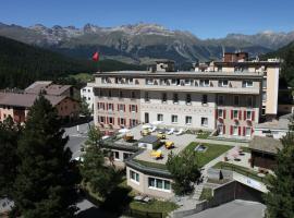 Hotel Bernina, hotel in Pontresina