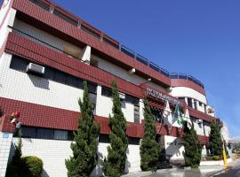 Vicenza Apart Hotel, апартаменты/квартира в городе Сан-Жуан-дел-Рей