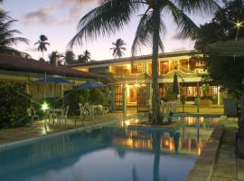 Pousada Shalom Beach, hotel with pools in Maragogi