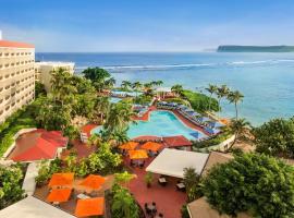 Hilton Guam Resort & Spa, hotel in Tumon