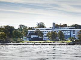 Hotel Marina, overnatningssted i Vedbæk