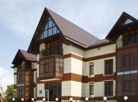 Отель Тропикана, отель в Приморско-Ахтарске