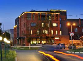 Villa Four Rooms, отель в Харькове