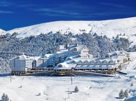Ağaoğlu My Mountain - All Inclusive, отель в Улудаге