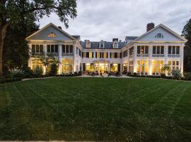 The Duke Mansion, vacation rental in Charlotte