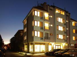 Hotel Doro, отель в Бургасе